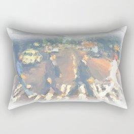 John, Paul, George, Ringo Rectangular Pillow
