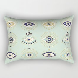 Evil Eye Collection Rectangular Pillow