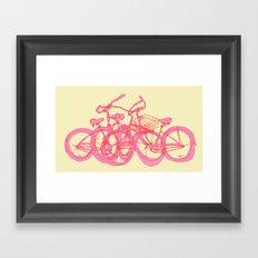 It's WHEELIE cool Framed Art Print