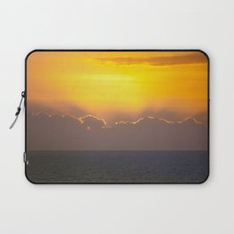 Makaha Sunset Laptop Sleeve