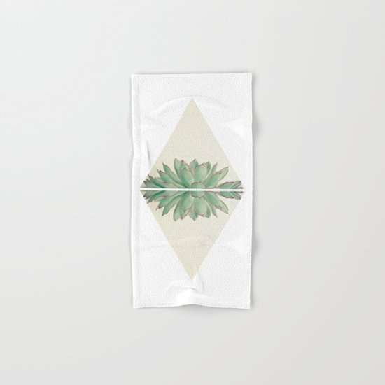 Echeveria II Hand & Bath Towel