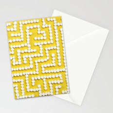 Mini Marshmallow Maze Stationery Cards