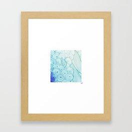 rare vision Framed Art Print