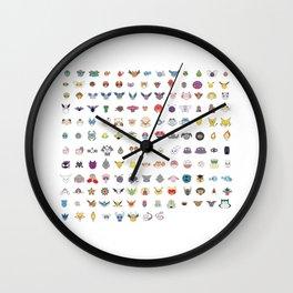 Gotta Catch Em' All! Wall Clock