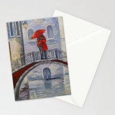 On a date Stationery Cards