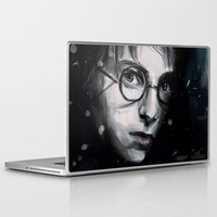 harry Laptop & iPad Skins featuring Harry by LucioL