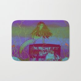 Collaborative Calliope Bath Mat