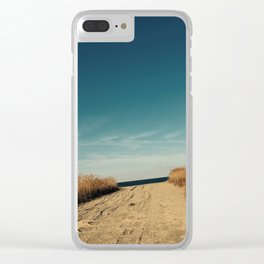 Bowers Beach Clear iPhone Case