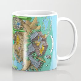 Home on a Tree Coffee Mug