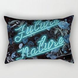 Future Nature Rectangular Pillow