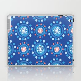Bubbly Pattern Laptop & iPad Skin