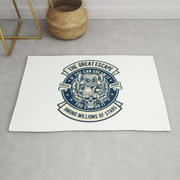 The Space Escape Rug