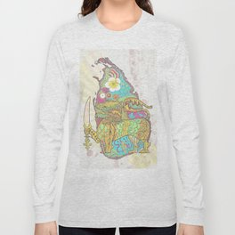 Abstract SL Long Sleeve T-shirt