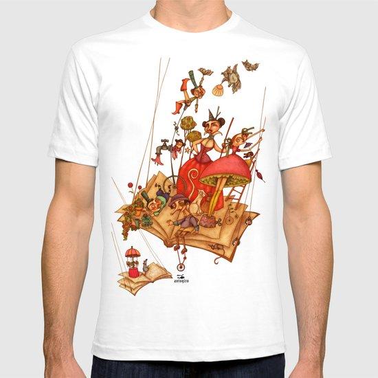 The Books World T-shirt