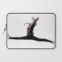 Split Jump |Grace Gallo Laptop Sleeve