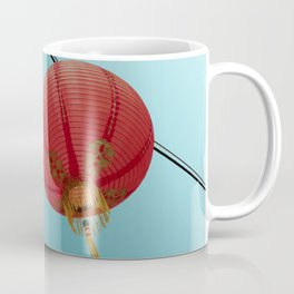 Chinese Lantern in Chinatown LA Coffee Mug