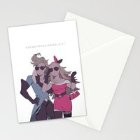 Fashion What? Stationery Cards