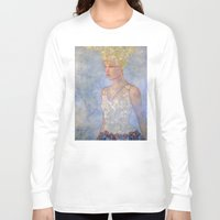 focus Long Sleeve T-shirts featuring Focus by Hinterland Girl