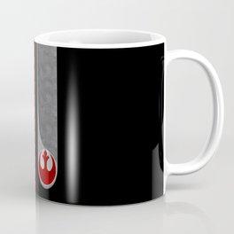 Poe's helmet patern Coffee Mug