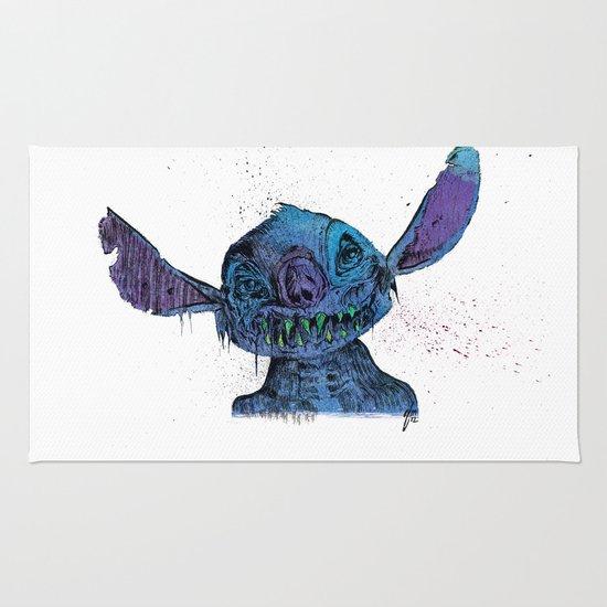 Zombie Stitch Rug
