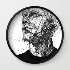 frail lull Wall Clock