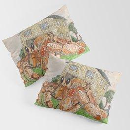 Hermit Apocalypse Pillow Sham