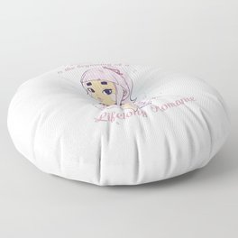 To Love Oneself Floor Pillow