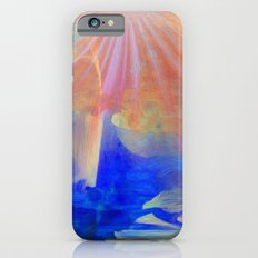 Living Under The Umbrella Of Light... abstract  iPhone 6s Slim Case