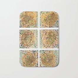 Mosaicos Cubanos Bath Mat