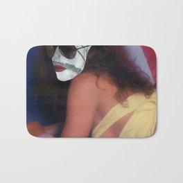 Power of the Third Eye - Vintage Collage Bath Mat