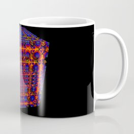 Tech Cubicles | 3D Fractal Coffee Mug
