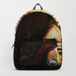 PAINTER'S POETRY Backpack
