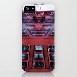 Inception City iPhone Case
