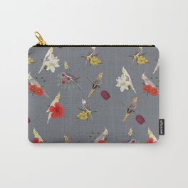 Cockatiels Galore Carry-All Pouch