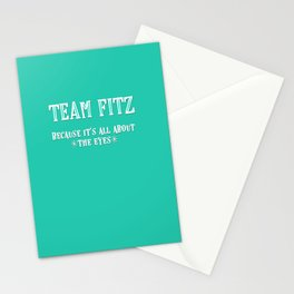 Team Fitz Stationery Cards