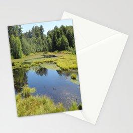 Billy J. Frank Nisqually National Wildlife Refuge, Reflection Stationery Cards