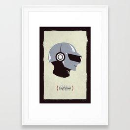 Daft Punk - RAM (Thomas) Framed Art Print