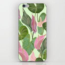 Lush Lily iPhone Skin