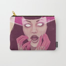 Don't Blink! Carry-All Pouch