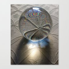 The Meaning Of Light Canvas Print