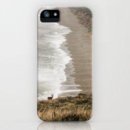 Oh Deer iPhone Case