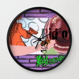 get rid of it Wall Clock