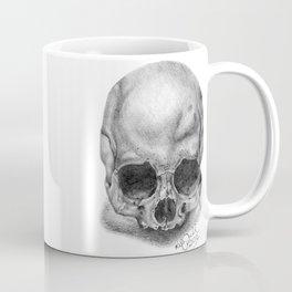 Shadow Skull Coffee Mug