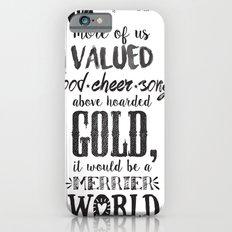 Tolkien quote iPhone 6s Slim Case