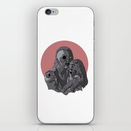 Visions of Annihilation iPhone Skin