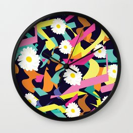 Daisy Expo Wall Clock