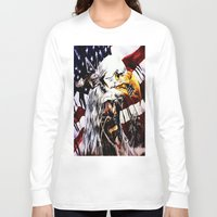 patriotic Long Sleeve T-shirts featuring PATRIOTIC TIMES by PERRY DAEZIOUH