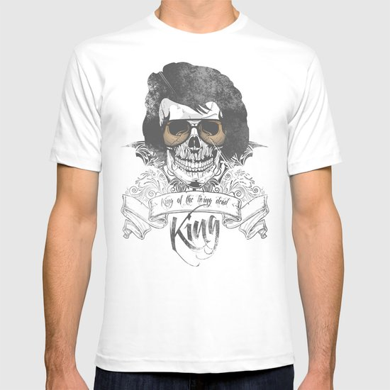 Elvis Presley | The King of the Living Dead T-shirt