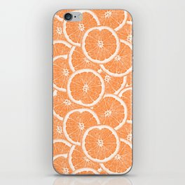 The grapefruit is a great fruit iPhone Skin