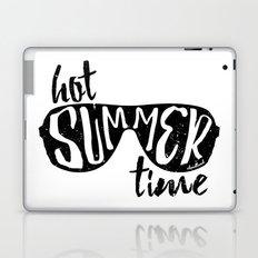 Hot Summer Time Laptop & iPad Skin